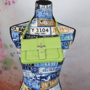Talbots Green purse Nwot